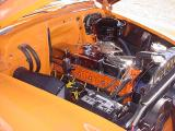 1950 Chevy inline  six cylinder motor