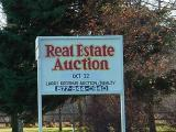 Real Estate Auction  877-844-0340