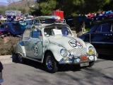 Herbie the Love Bug car show and sale