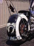 custom chopper MIA