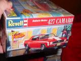 427 CamaroRevell 1/25
