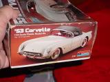 1953 Corvette Monogram 1/24