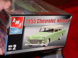 1955 ChevroletNomad AMT 1/25