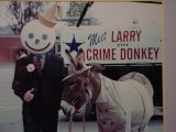 Jack and Larrythe crime donkey