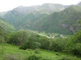 Vall de Boí desde Durro