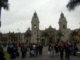 Lima. Plaza de Armas