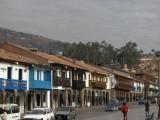 Cusco. Plaza de Armas