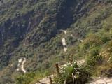 Carretera de Acceso a Machu Picchu
