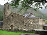 Església de Sant Martí. La Cortinada