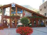 Canillo. Oficina de Turisme