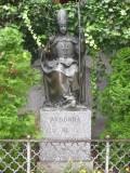 Andorra la Vella. Monument al Príncep Benlloch