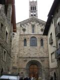 La Seu D´Urgell. Catedral de Santa María D´Urgell