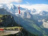 El Jungfrau desde el Männlichen