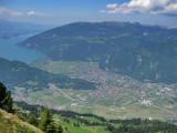Interlaken y el Thuner See