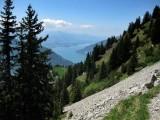 Schynige Platte y el Thuner See