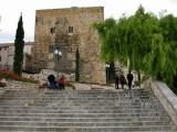 Castell del Rei. Torre del Pretori