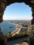 Blanes. Vista des del Castell de Sant Joan