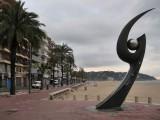 Lloret de Mar. Passeig Marìtim