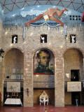 Museo Dalí. Gala o Abraham Lincoln?