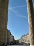 Rue Soufflot vista desde Le Panthéon