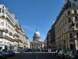 Rue Soufflot y  Le Panthéon