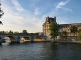Pavilllon de Flore y Pont Royal