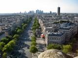 Vista desde L´Arc de Triomphe
