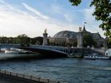 Pont Alexandre III y Grand Palais