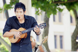 Jake Shimabukuro at Iolani Palace Bandstand