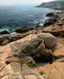 Cabot Trail at Lakies Head and Broad Cove in Cape Breton Highlands National Park