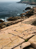 Smooth rock at Lakies Head and Broad Cove in Cape Breton Highlands National Park