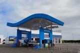 Afriquia gas station and Speedy garage in El Jadida Morocco