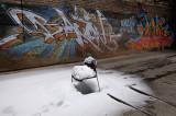 152 Snow chair and Graffiti.jpg