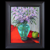 Lavender Flowers    SOLD