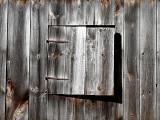 Hay Loft Door ~ October 23rd