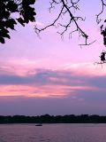 bay at sunset ~ July 30th