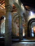 inside Sant Climent de Taüll