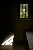 inside a house