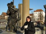 Aurélie il fait très froid....