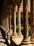 double colonnade