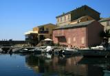 Centuri harbour.