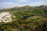 les meandres de la rivière Ostriconi