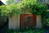 une petite hutte