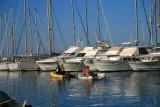 Macinaggio, Corsica cape.