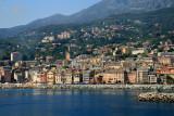Bastia, harbor