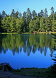 le lac de la Maix