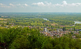 la Loire et ses méandres.