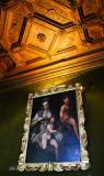 teaching of love by Correggio
