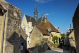 Montrésor, le village.