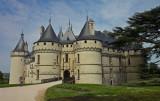 le chateau de Chaumont sur Loire.